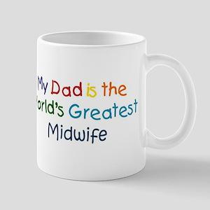 Greatest Midwife Mug