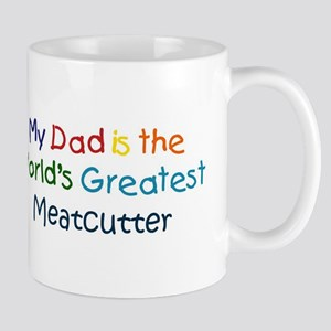 Greatest Meatcutter Mug