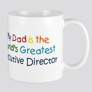 Greatest Executive Director Mug