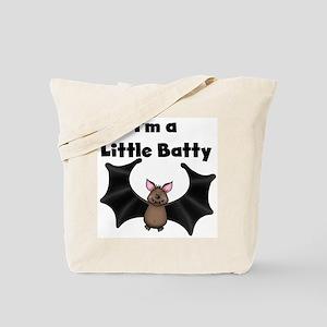 Batty Halloween Tote Bag