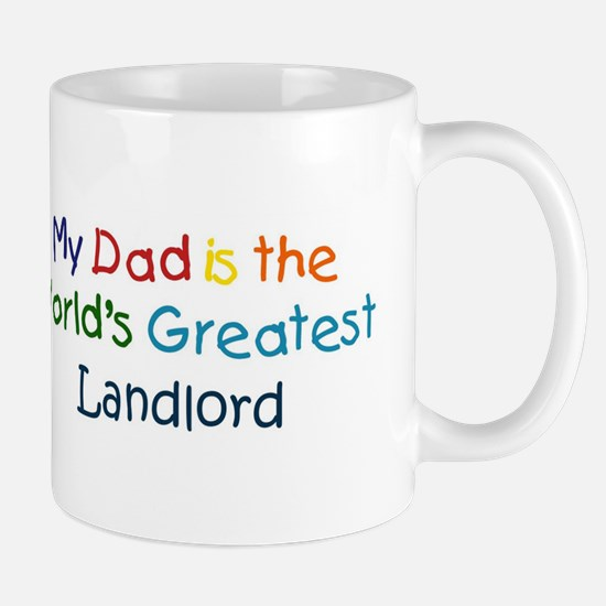 Greatest Landlord Mug