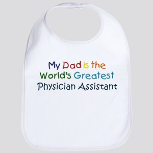 Greatest Physician Assistant Bib