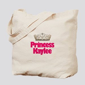 Princess Kaylee Tote Bag