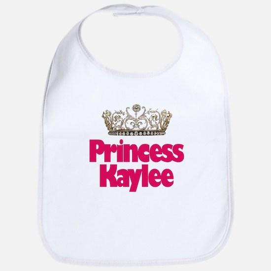 Princess Kaylee Bib