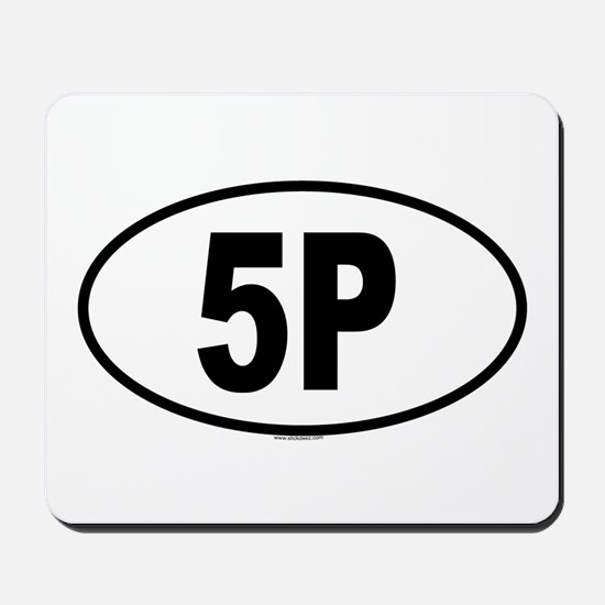 5P Mousepad