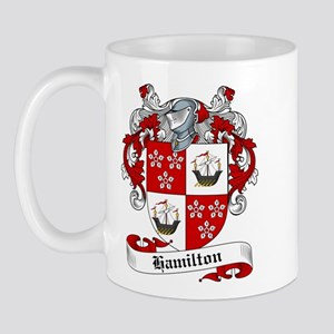Hamilton Family Crest Mug