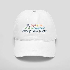 Greatest Peace Studies Teache Cap