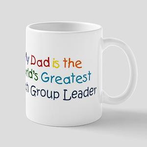 Greatest Youth Group Leader Mug