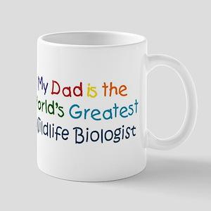 Greatest Wildlife Biologist Mug