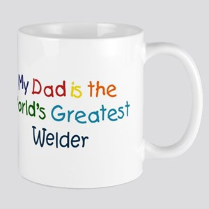 Greatest Welder Mug