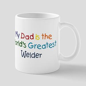 Greatest Welder Mug