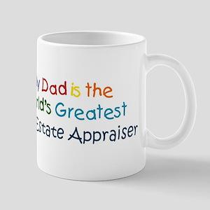 Greatest Real Estate Appraise Mug