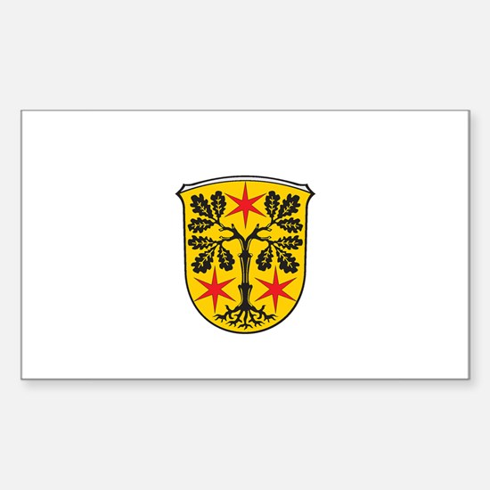 ODENWALD Rectangle Decal