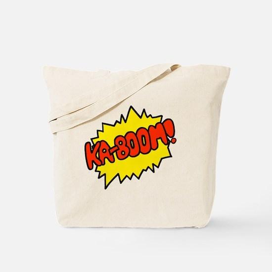 'Ka-Boom! Tote Bag