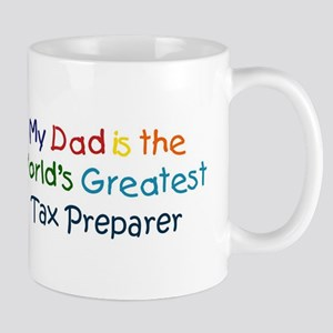 Greatest Tax Preparer Mug