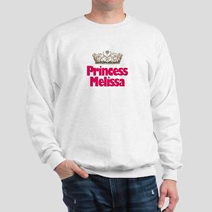 Princess Melissa Sweatshirt