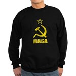 MAGA, Russian Style, CCCP Sweatshirt