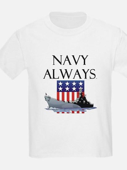 Navy Always T-Shirt