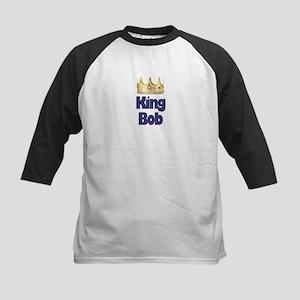 King Bob Kids Baseball Jersey