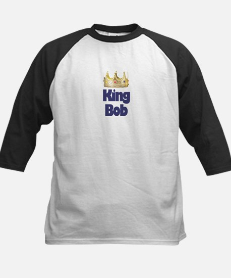King Bob Kids Baseball Jersey