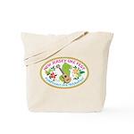 New Jersey Uke Fest 2018 Oval Logo Tote Bag