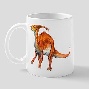Parasaurolophus Jurassic Dinosaur Mug