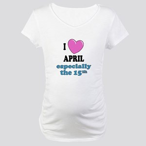PH 4/15 Maternity T-Shirt
