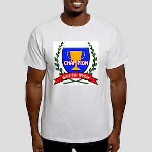 State Fair Winner Light T-Shirt