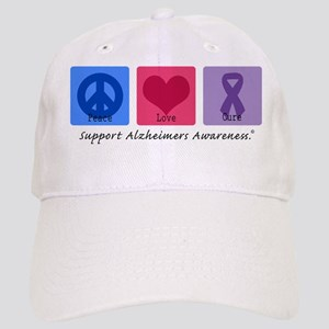 Peace Love Cure AD Cap