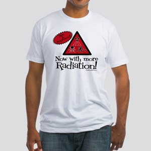 Now with more Radiation Shirt Fitted T-Shirt