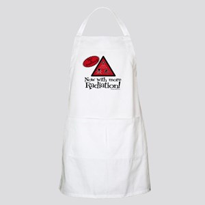 Now with more Radiation Shirt BBQ Apron