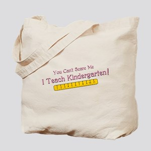 Teacher Kindergarten Humor Tote Bag