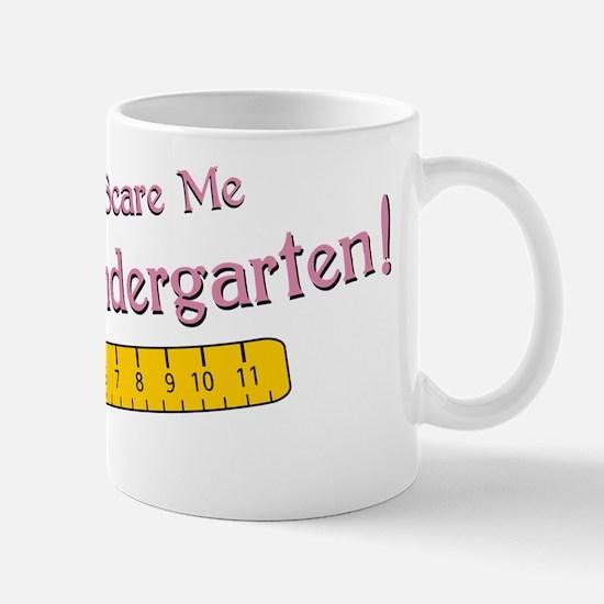 Teacher Kindergarten Humor Mug