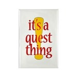 Quest Thing Rectangle Magnet (10 pack)