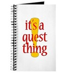 Quest Thing Journal