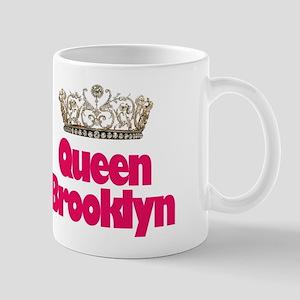 Queen Brooklyn Mug