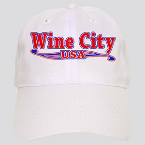Wine City USA Cap