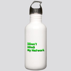 Dont Hit My Network Stainless Water Bottle 1.0L