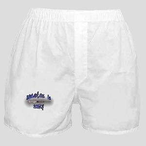 Diabetes is Sexy Boxer Shorts