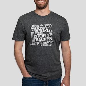 Gift for History Teacher Women's Dark T-Shirt