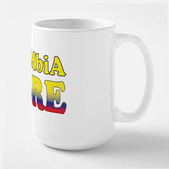 COLOMBIA Large Mug
