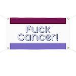 Fuck Cancer Banner