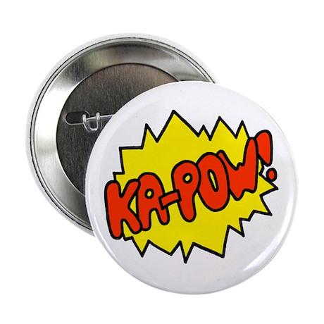 "'Ka-Pow!' 2.25"" Button (10 pack)"