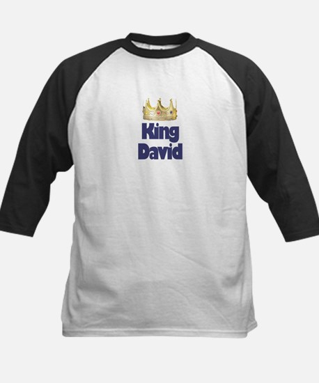 King David Kids Baseball Jersey