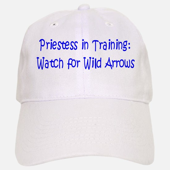 Priestess in Training Baseball Baseball Cap