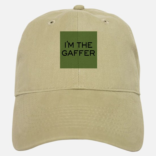 I'M THE GAFFER Baseball Baseball Cap