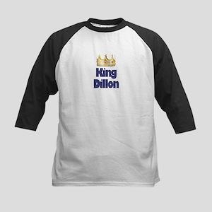 King Dillon Kids Baseball Jersey