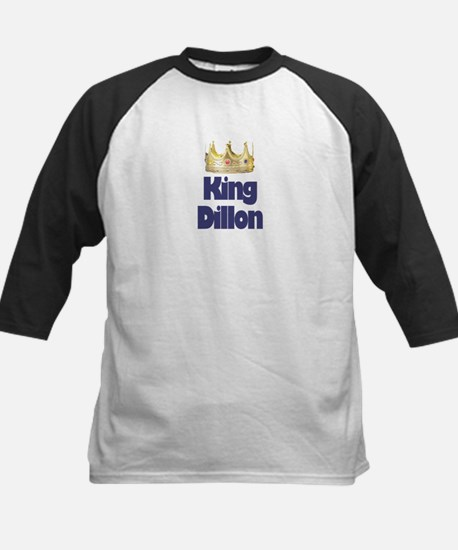 King Dillon Kids Baseball Jersey