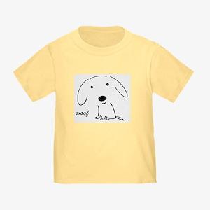 Little Woof Toddler T-Shirt