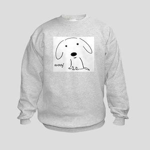 Little Woof Kids Sweatshirt